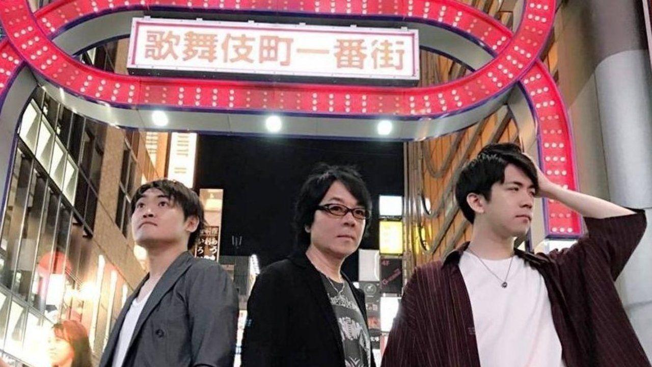 『ヒプマイ』麻天狼メンバーを演じる速水奨さん・木島隆一さん・伊東健人さんがシンジュクで撮影した写真をそれぞれ投稿!