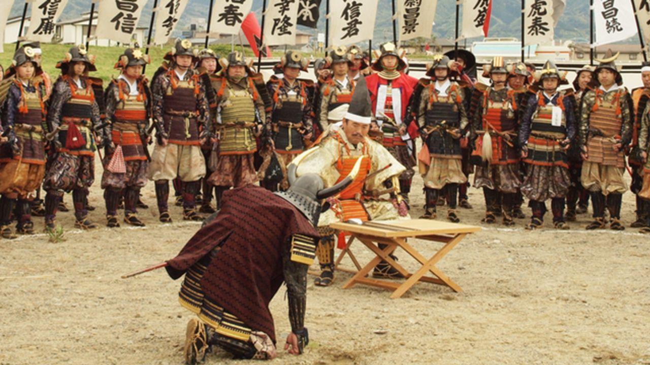鎧を身に着けて「川中島合戦」に参加できるツアー!?『イケメン戦国』と武田信玄ゆかりの地がコラボ!