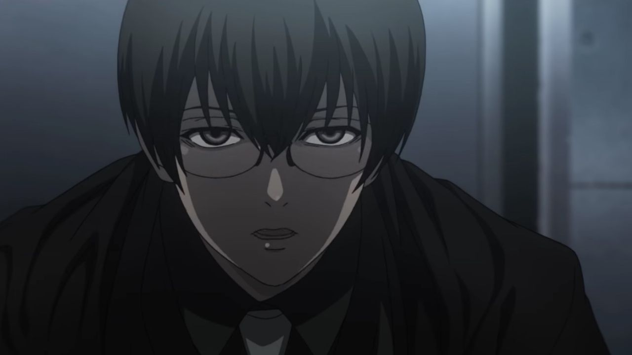TVアニメ『東京喰種:re』第2期の番宣CM&宮野真守さんが月山の衣装で登場した「東京喰種:り」第5回が公開