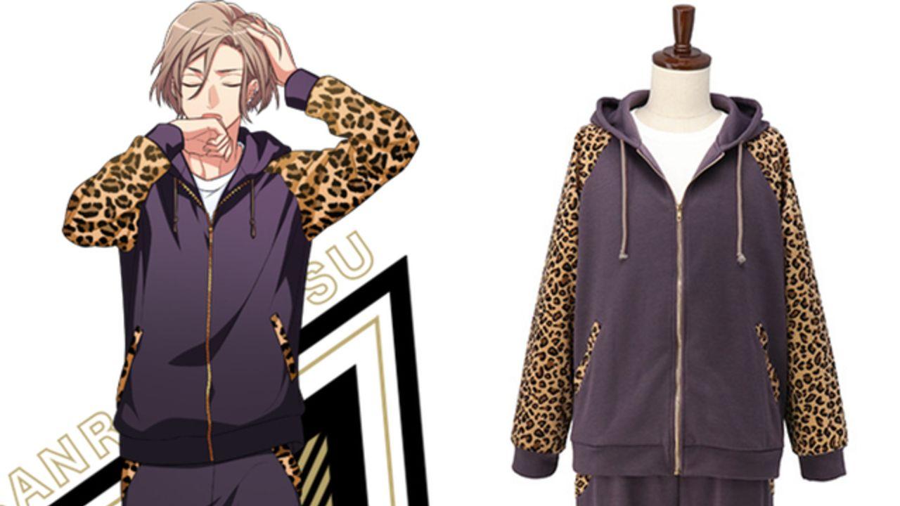 『A3!』摂津万里のパジャマ&種ヶ丘中学指定ジャージが発売決定!パンツに付いた外ポケットも忠実に再現
