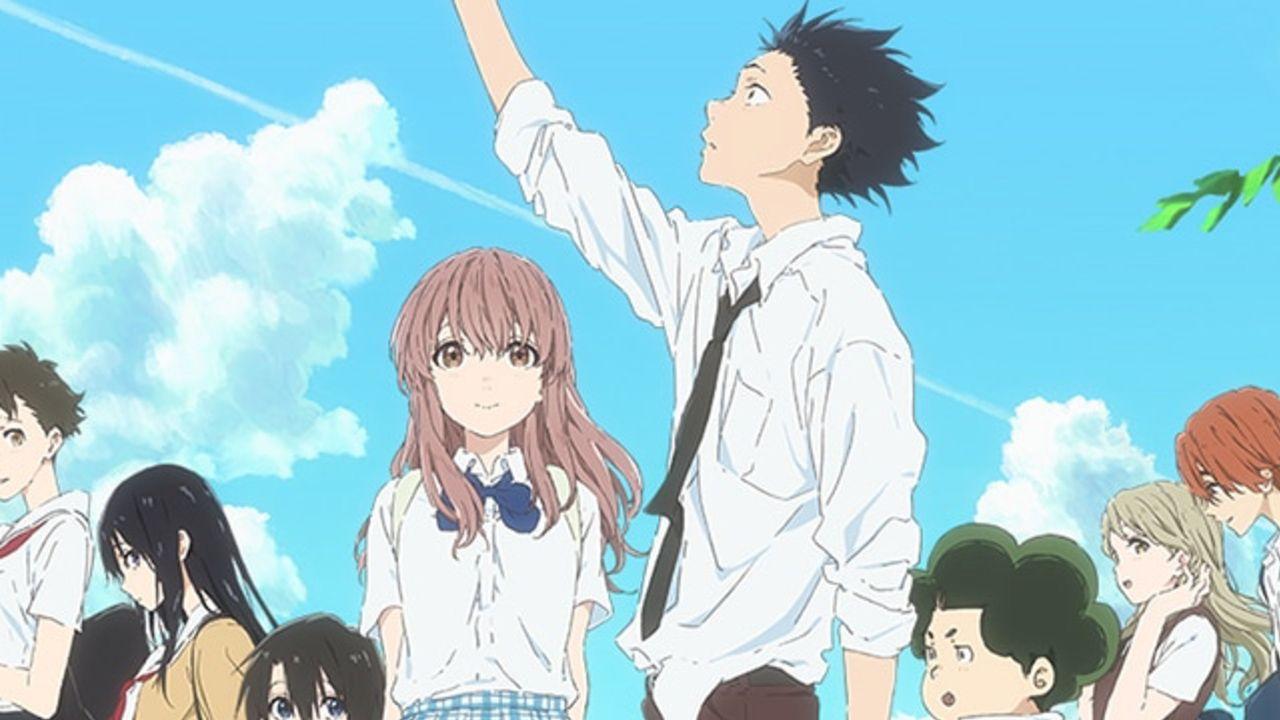 アニメ『聲の形』がNHK Eテレにて早くも再放送決定!9月2日14時30分からCMなしのノーカット放送!
