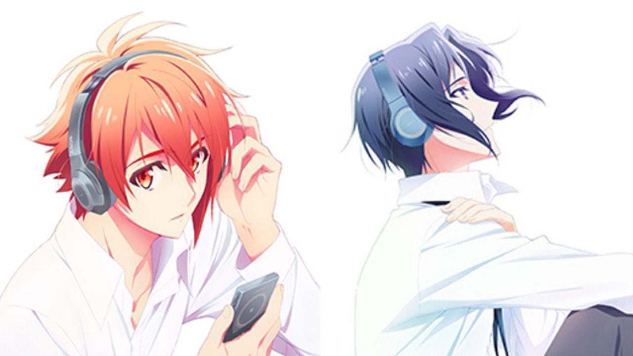 『アイナナ』x「ソニー」コラボ!爽やかな白のシャツにヘッドフォンが映える12名の撮り下ろしビジュアル公開