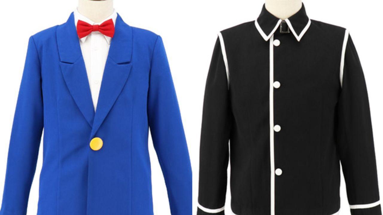 『名探偵コナン』江戸川コナン&安室透のなりきり衣装が発売!名探偵やトリプルフェイスになりきろう!