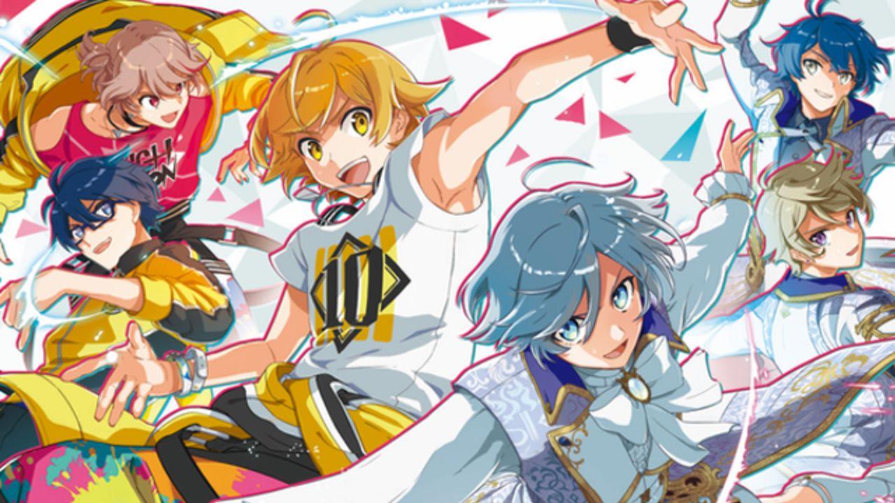コナミの女性向け新作ゲーム『ダンキラ!!!』が始動!少年ダンサーをトップダンサーに育て上げる育成ゲーム!