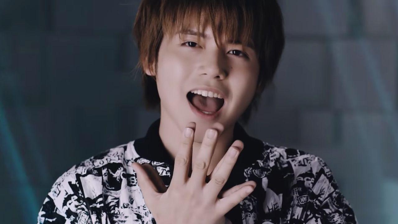 青空が似合いすぎる!内田雄馬さん2ndシングル「Before Dawn」MVが公開!