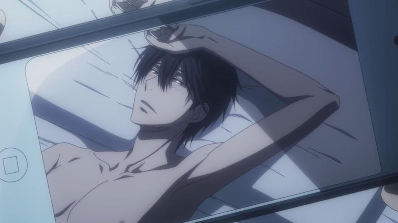 『だかいち』2人がベッドの上で語るシーンなど新規カット盛り沢山!佐香智久さんが歌うOPが聞ける新PV公開