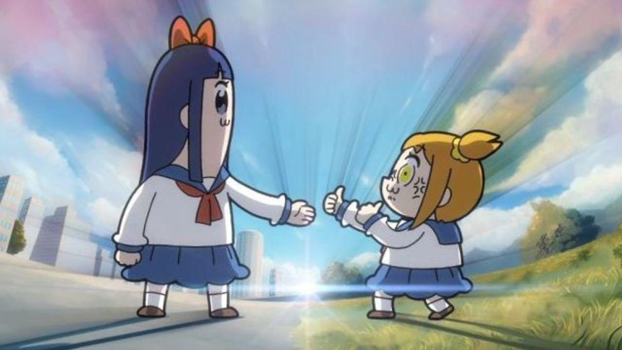 『ポプテピ』新作TVスペシャルが4月1日に放送決定!エイプリルフールに放送とか嫌な予感しかしない!