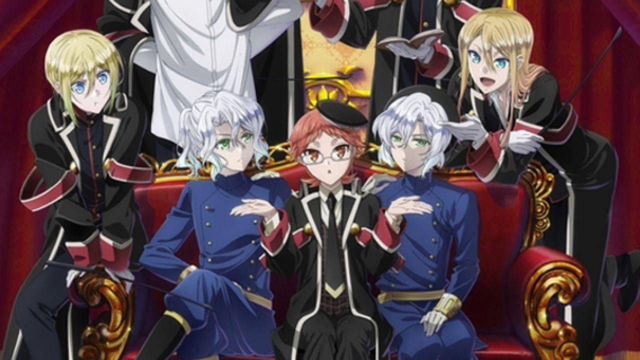完全新作の劇場版『王室教師ハイネ』2019年2月公開決定!新キャラの双子王子にハイネ&王子たちが振り回される!