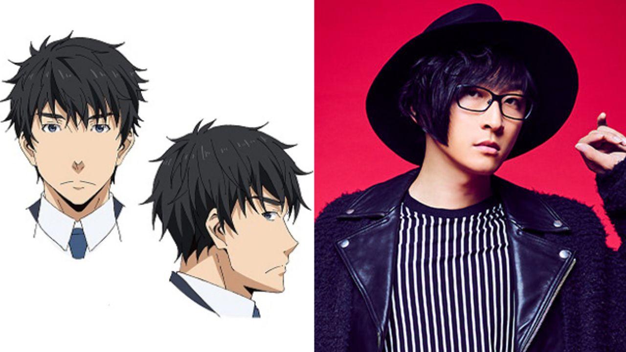 TVアニメ『転生したらスライムだった件』寺島拓篤さんがスライム転生前の37歳サラリーマン(童貞)を演じる!