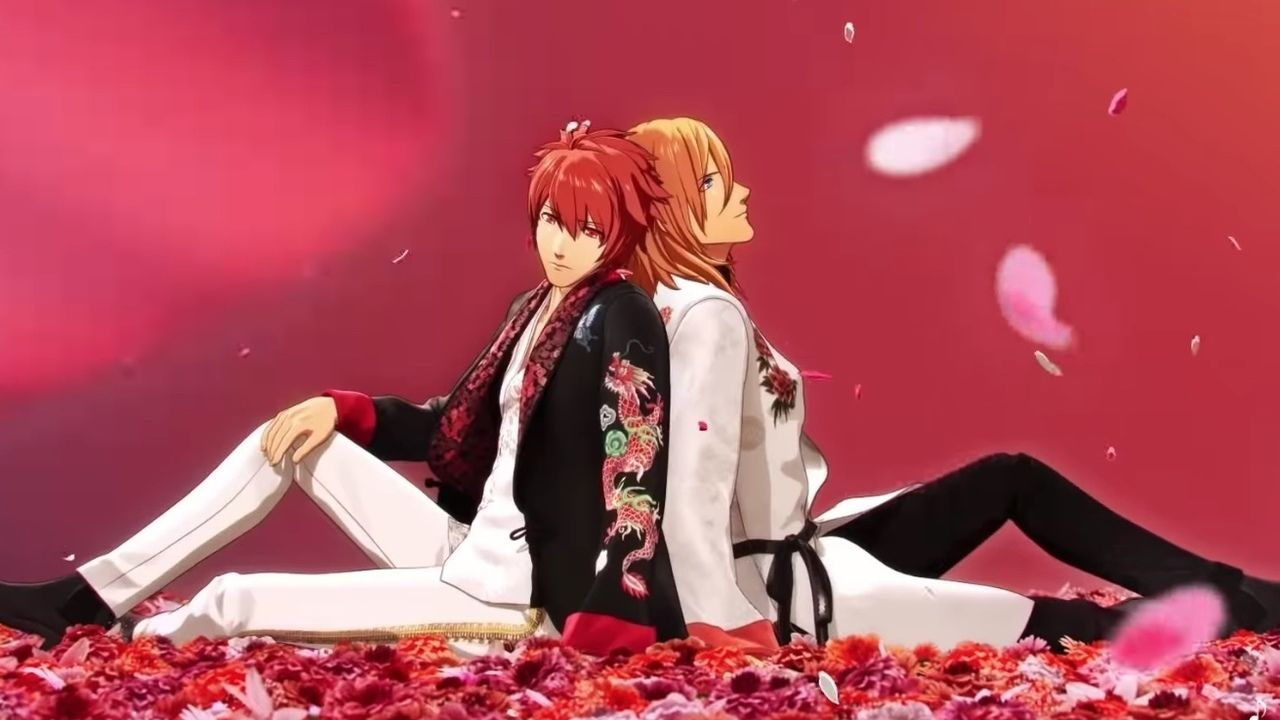 『うたプリ』Eternal Song CD「雪月花」MVショートVer.が公開!美麗な衣装&映像に酔いしれる