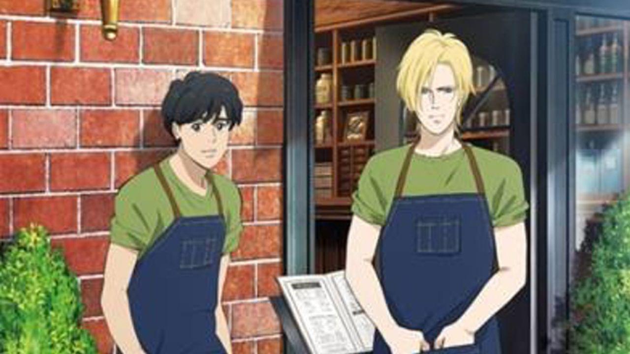 『BANANA FISH』カフェが10月に期間限定オープン!NYスタイルなカフェでアッシュと英二がお出迎え!?