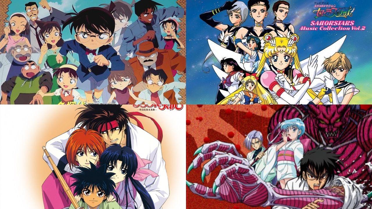 本日は「成人の日」!20年前の1996年に放送開始されたアニメは?