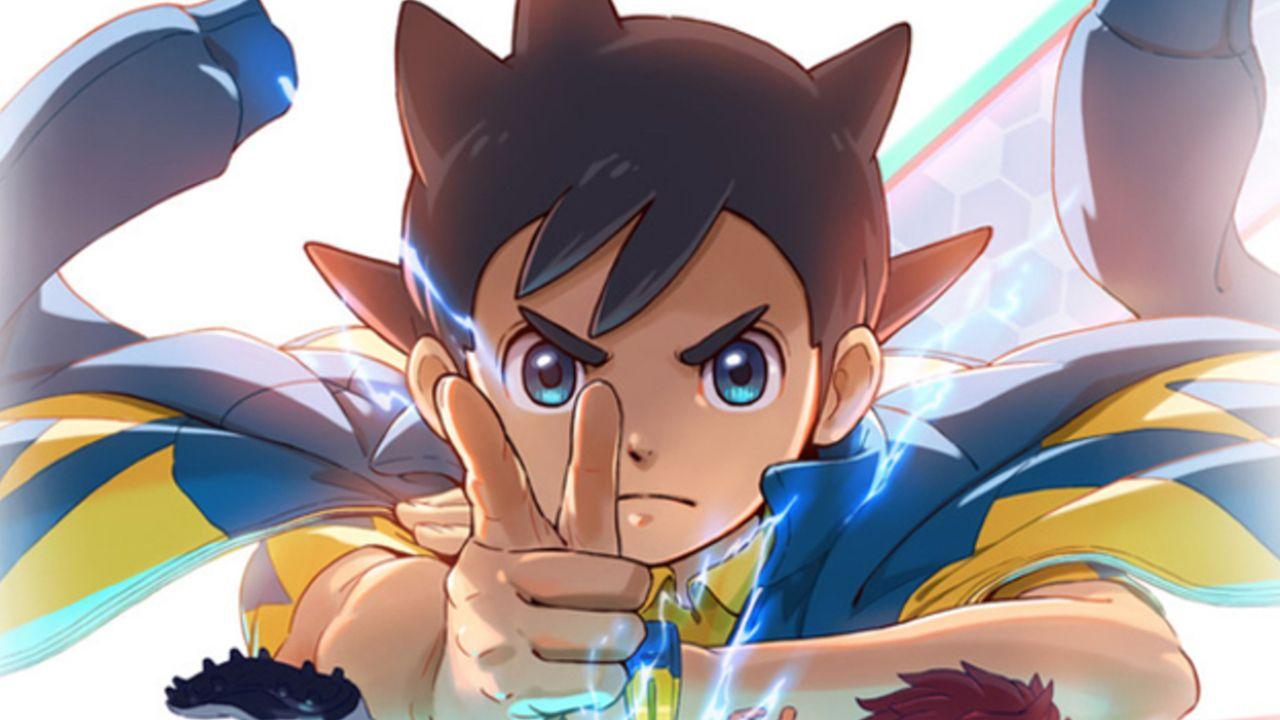 ゲーム『イナイレ アレスの天秤』発売予定を今冬へ延期