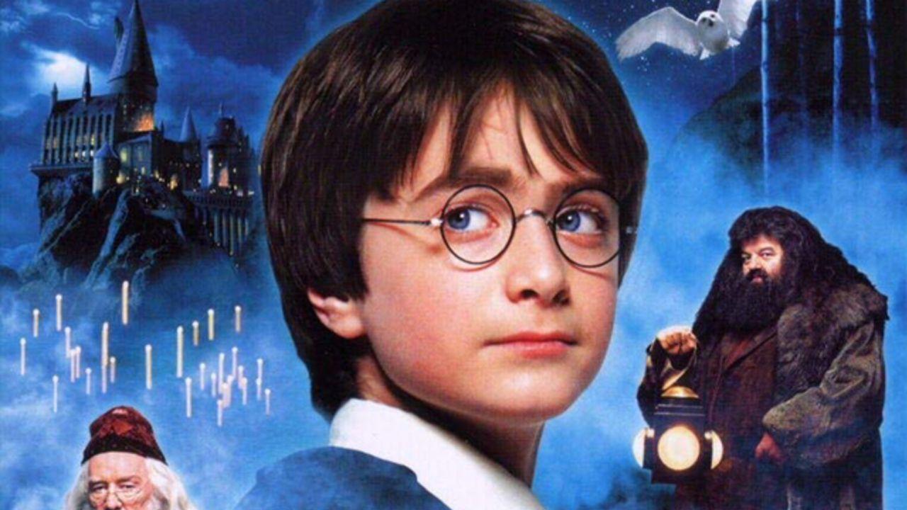 『ハリーポッターと賢者の石』初の4DX上映が決定!魔法のほうきに乗って空を飛び回る体験ができちゃう!