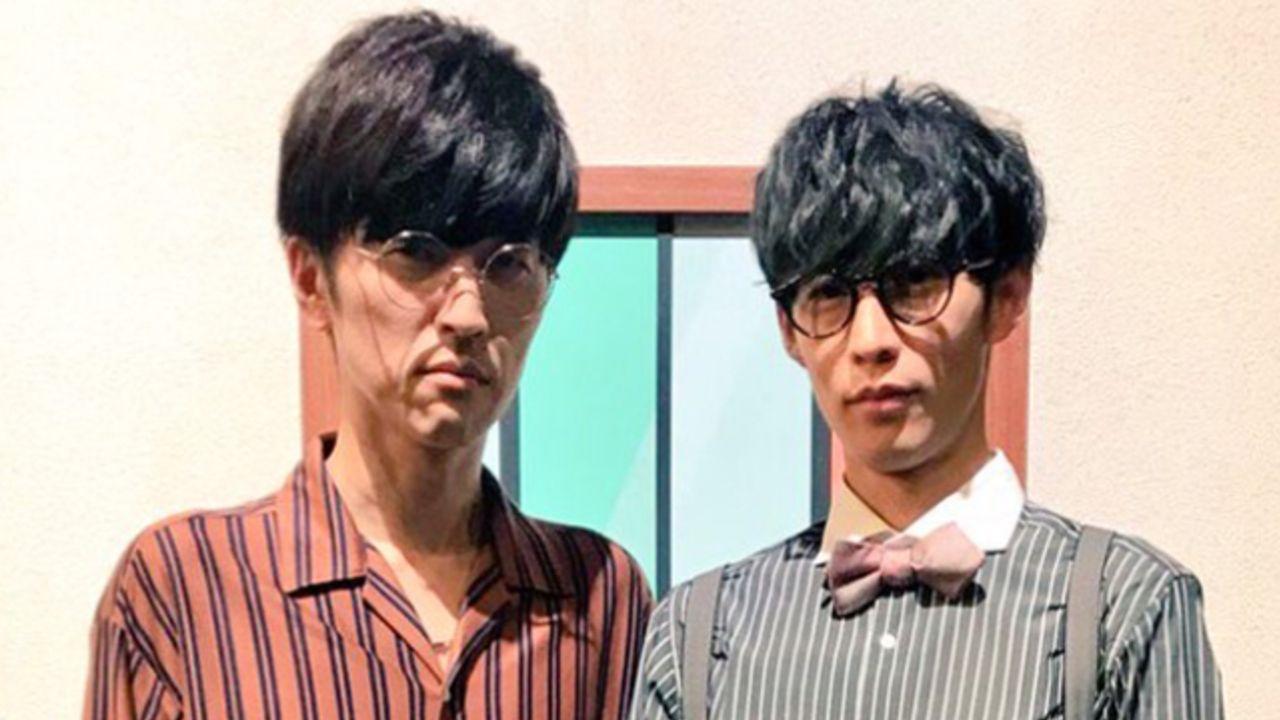 服装も双子?櫻井孝宏さん&オーイシマサヨシさんのツーショットが「兄弟や双子みたい」と話題に!
