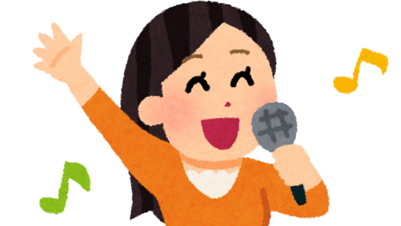 カラオケで歌いたいアニソンといえば?