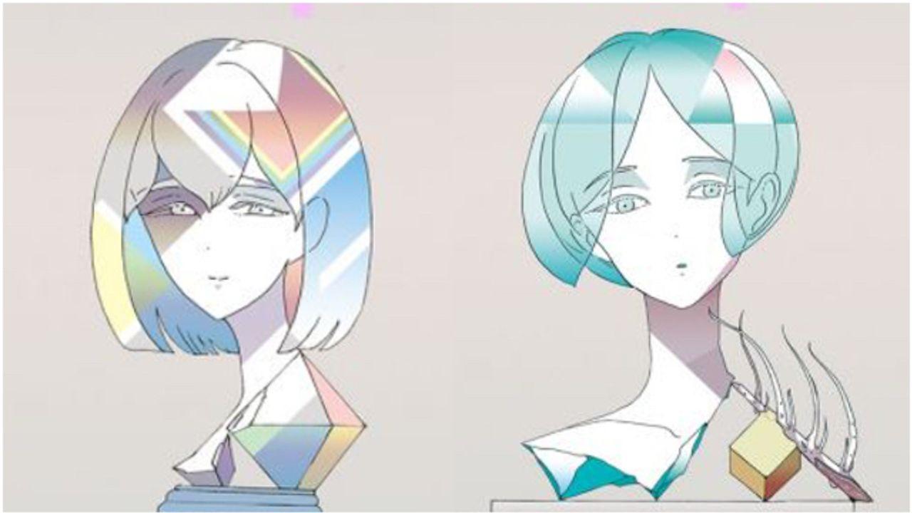 『宝石の国』第9巻特装版には描き下ろしイラスト小画集が付属 作者・市川春子先生が装丁やページ構成などをすべて監修