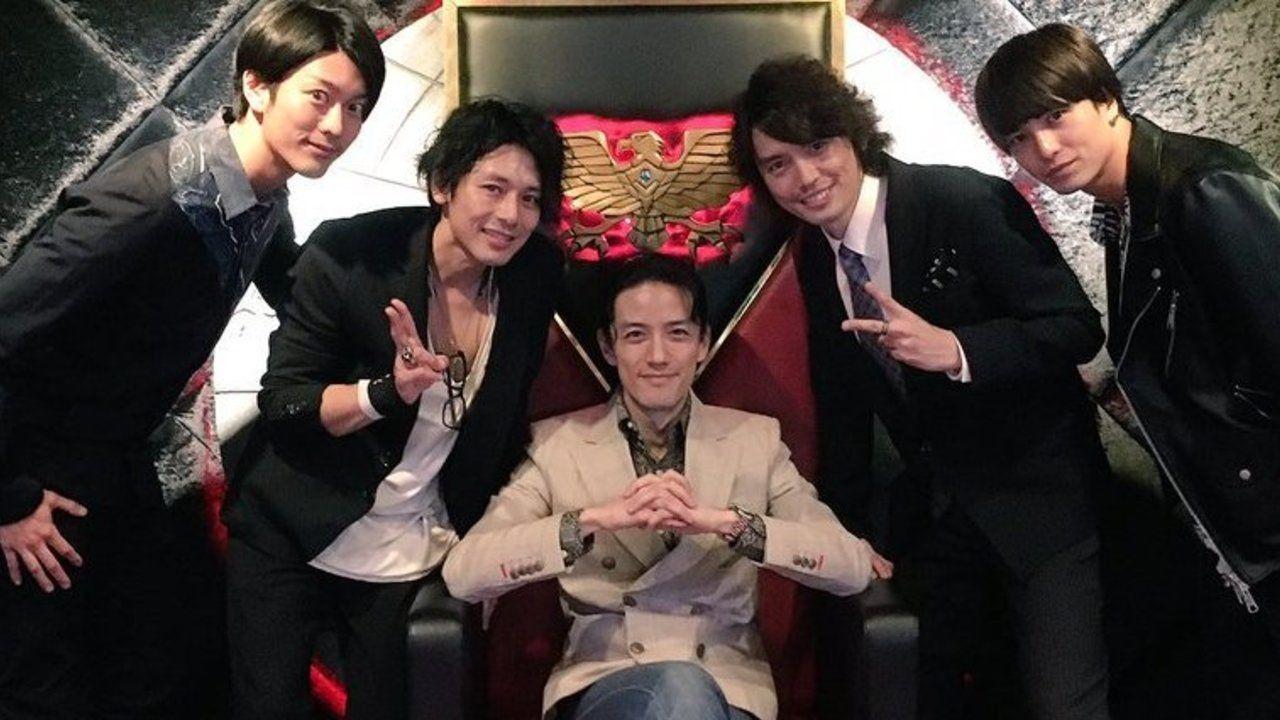 中村優一さんや村上幸平さんら『仮面ライダー』&『スーパー戦隊』シリーズ出演者の豪華過ぎる写真が公開!