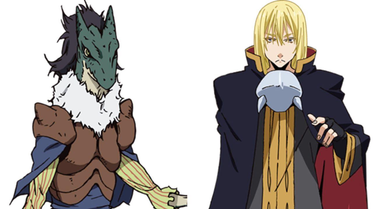 TVアニメ『転スラ』追加キャストにW福潤!福島潤さん、福山潤さん、子安武人さん、中井和哉さん出演
