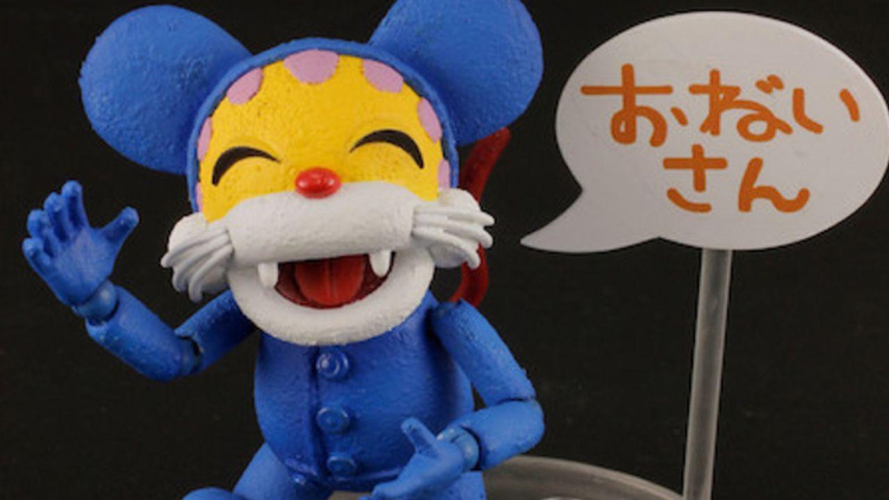「おね゛いさん!!」ニャンちゅうのアクションフィギュアが登場!たまごかけごはんなどファン歓喜の付属品も