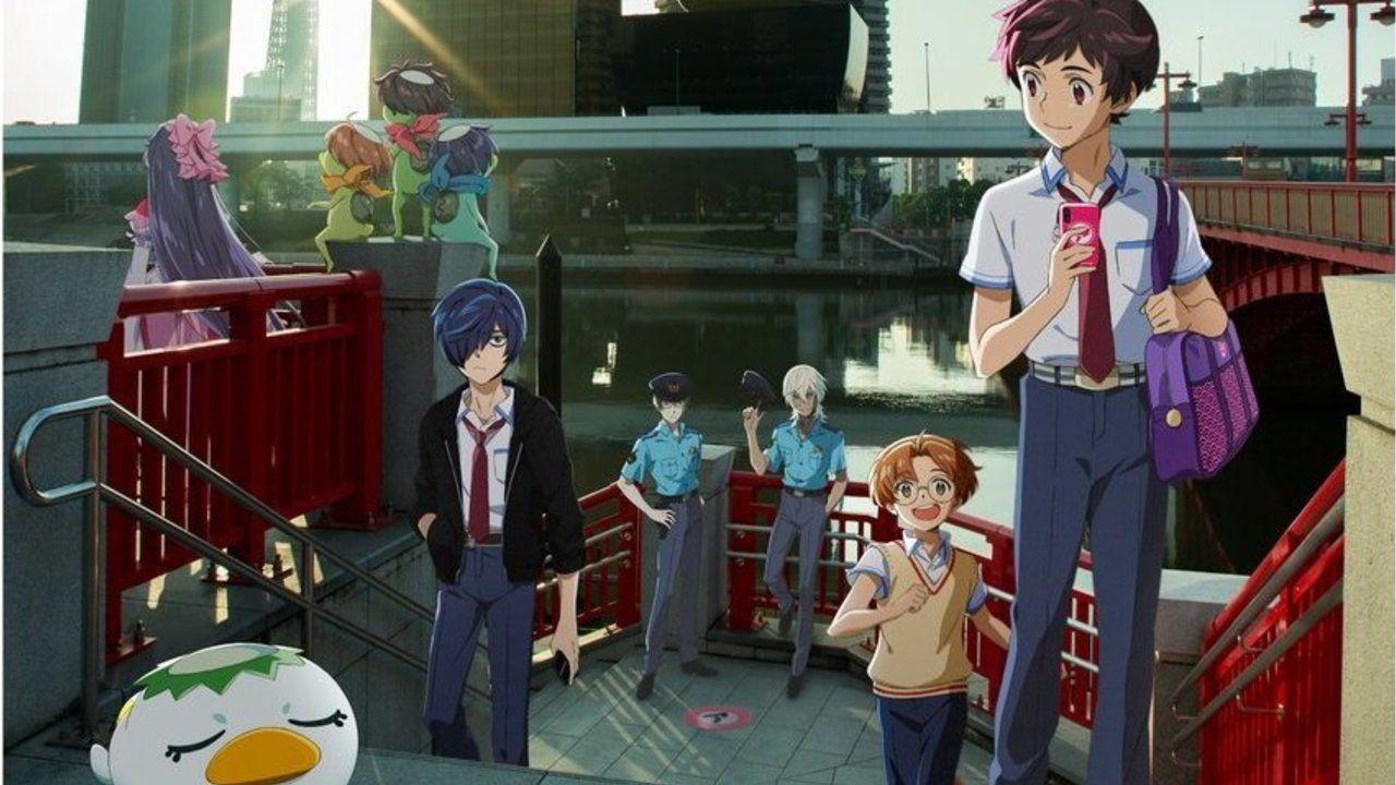 アニメ『さらざんまい』ティザービジュアルと完全版PVが公開!キャストに村瀬歩さん・宮野真守さんらが出演