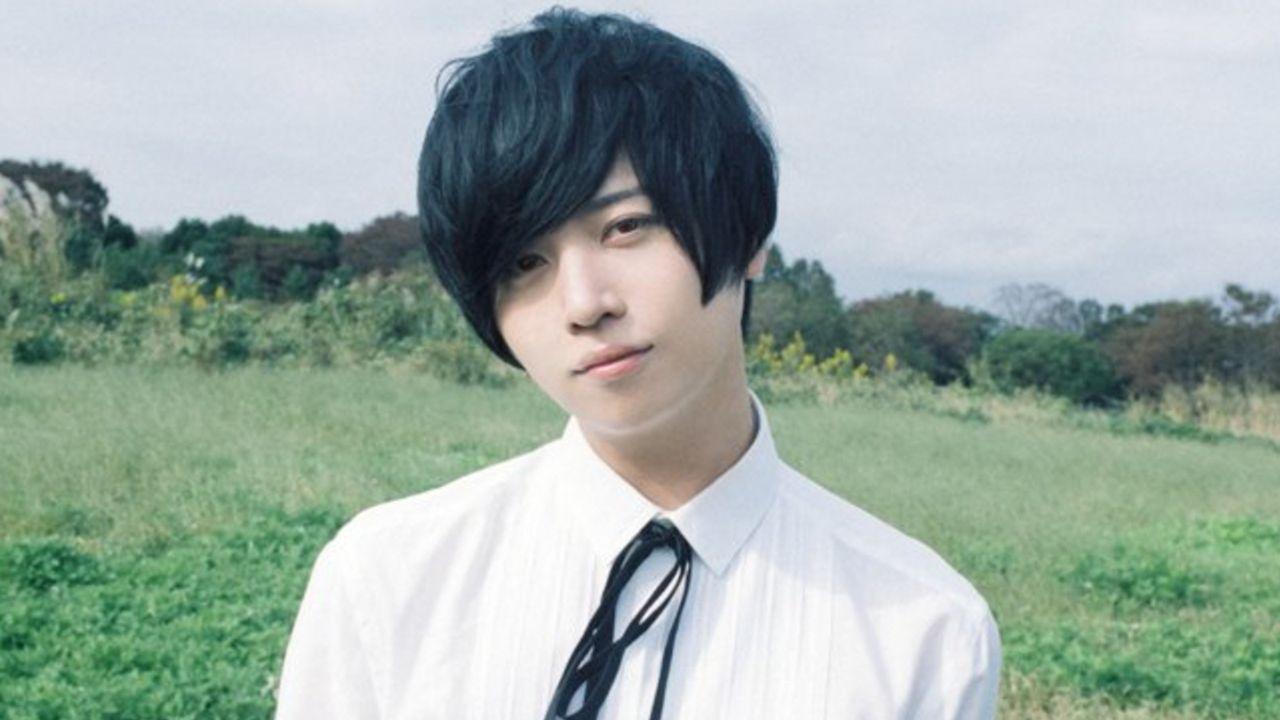 斉藤壮馬さんが1stフルアルバム&1stライブの開催を発表!美しすぎる新アー写も公開!