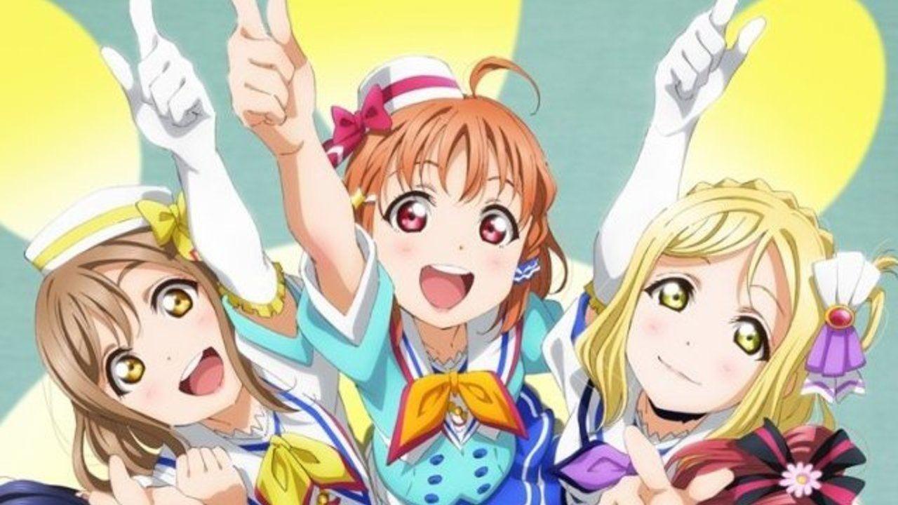 『ラブライブ!サンシャイン!!』1stライブがYouTube&バンダイチャンネルにて2夜連続で無料配信決定!