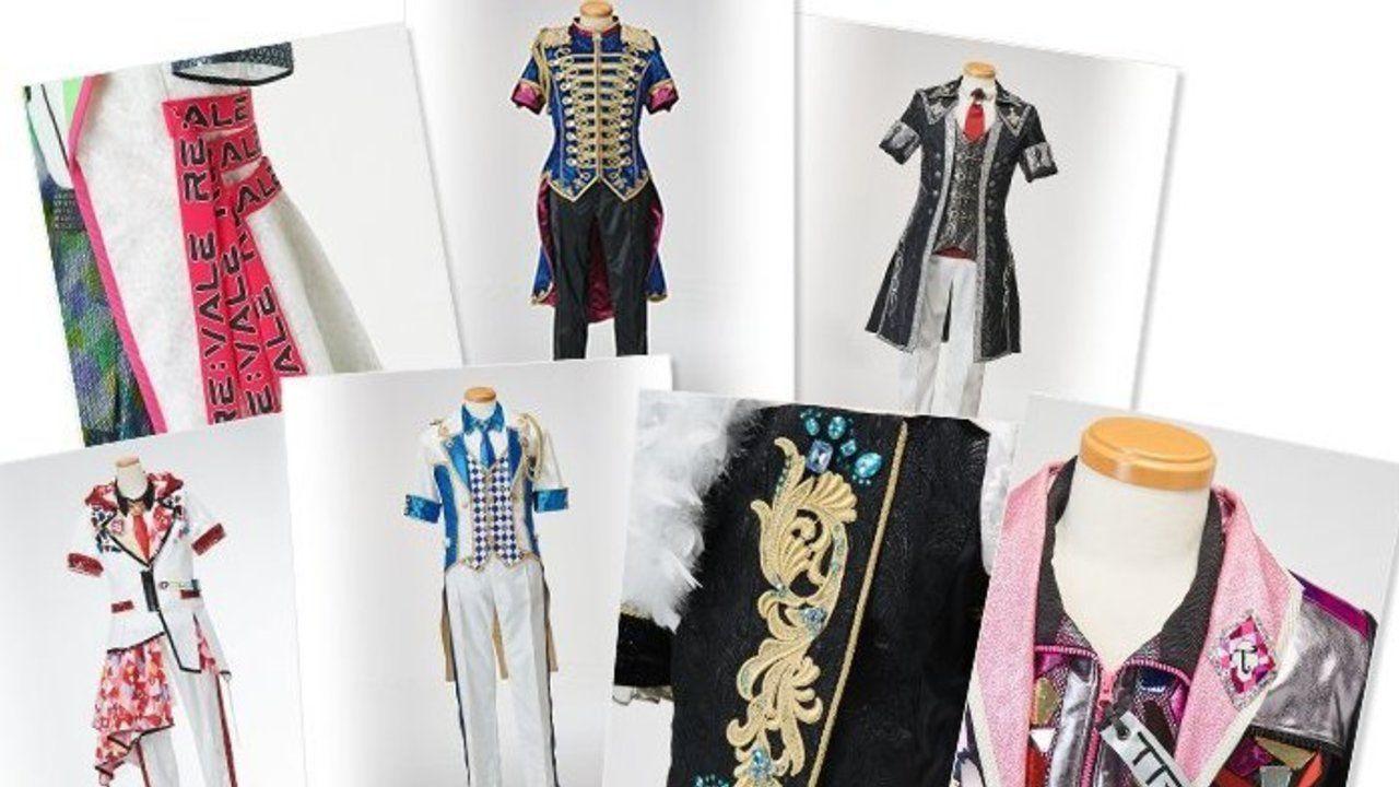 『アイナナ』衣装本発売決定!1st LIVEにて使用された衣装を解説やインタビューと共に一挙掲載