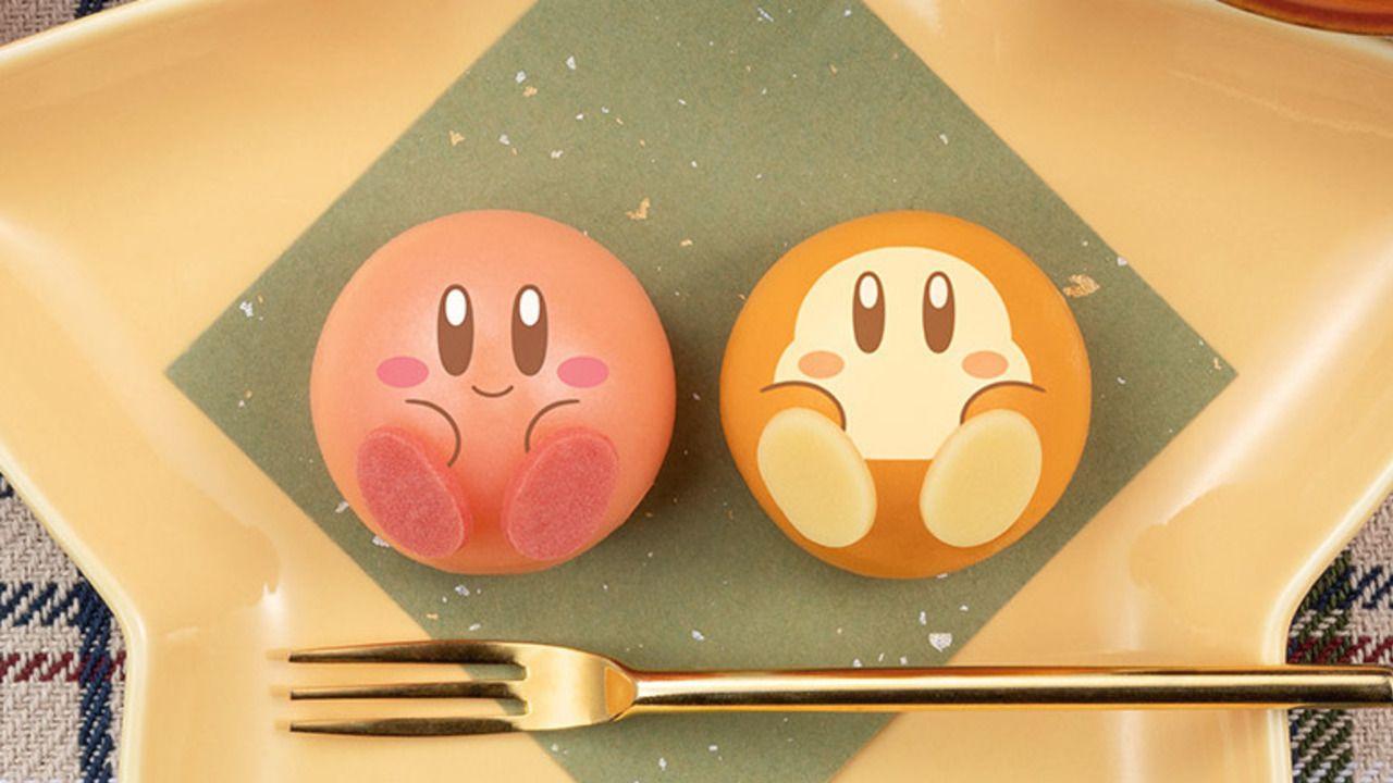 """カービィとワドルディの愛らしい姿を""""もちもち和菓子""""で再現!全国のローソンで11月20日より発売"""