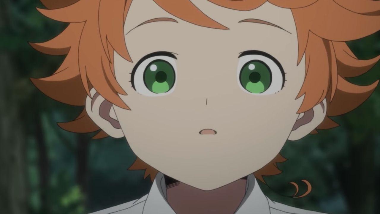 TVアニメ『約束のネバーランド』アニメ本編映像を初公開!エマやノーマンたちが動いてる!