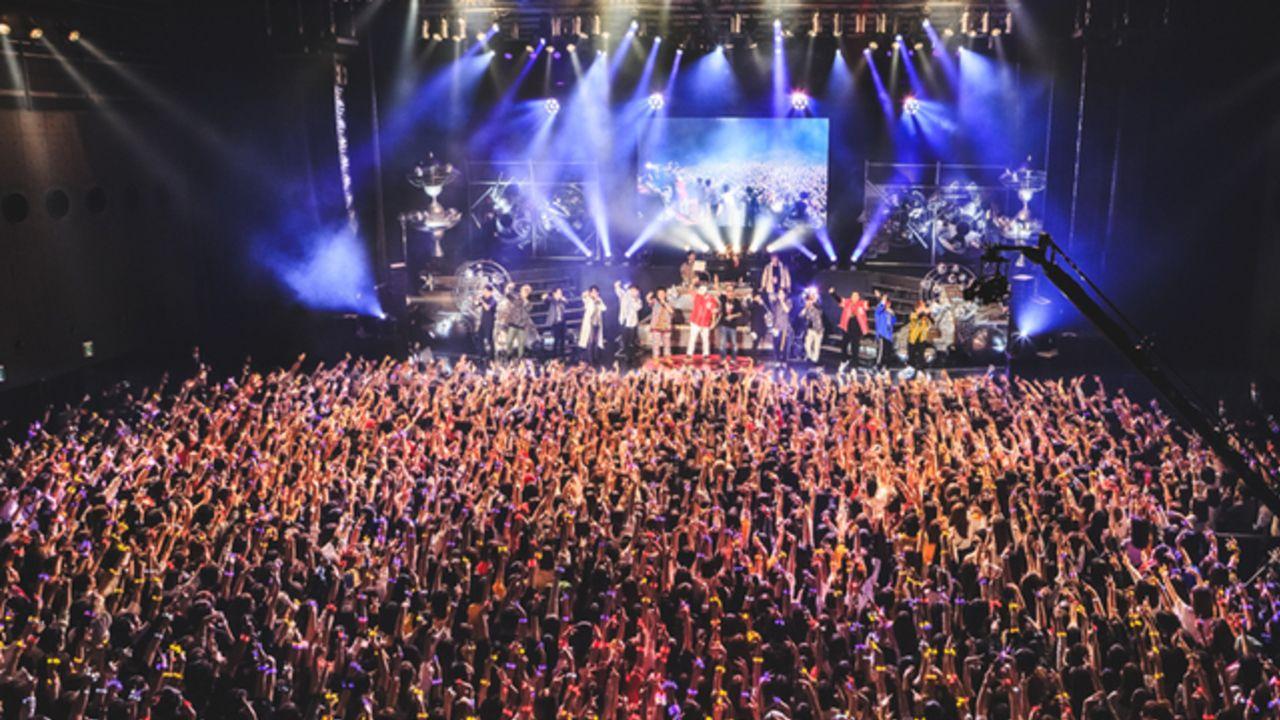 『ヒプマイ』3rd LIVE「韻踏闘技大會」レポート・キャストコメントが到着!優勝発表會の開催も決定!