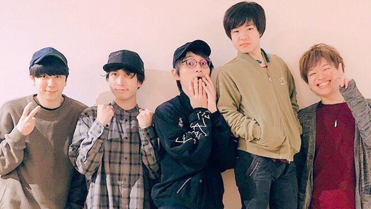 『あんスタ』西山宏太朗さんら「流星隊」キャストの仲良しエピソード炸裂!どこか違和感のある集合写真が公開