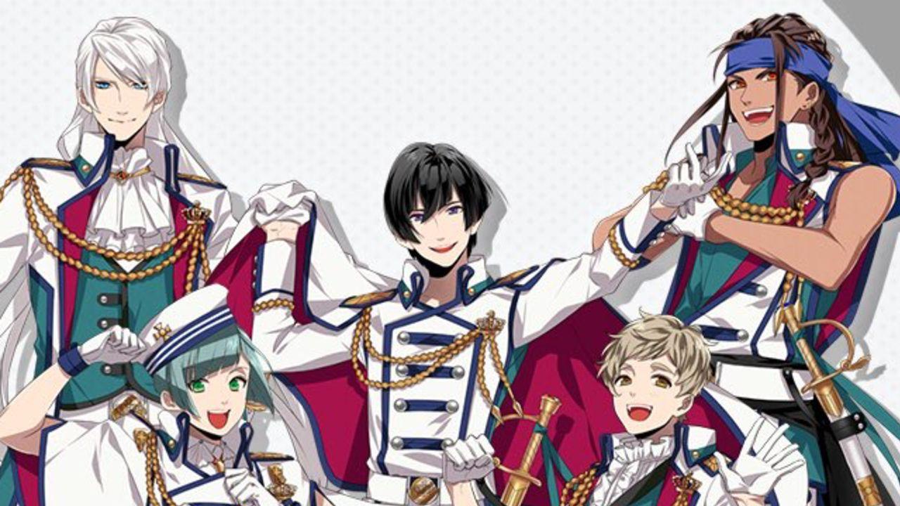 女性向け新作リズムゲーム『REALIVE!』新ユニット登場!キャストには『テニミュ』リョーマ役の古田一紀さんが出演