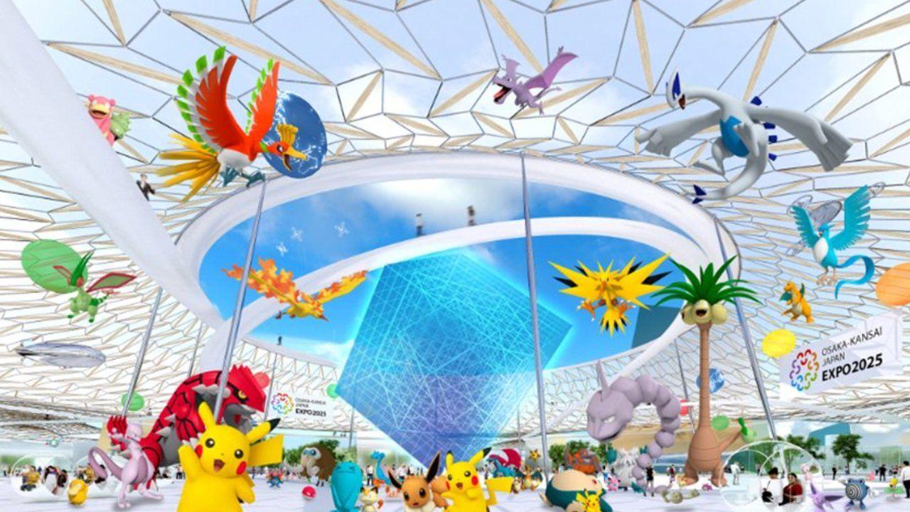 2025年に大阪万博の開催が決定!ポケモン全力推しで「ポケパーク」復活を望む声や「ポケモン万博」を期待する声も