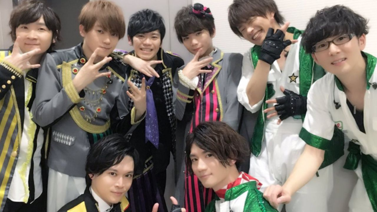 『SideM』カフェパレ&FRAMEキャスト写真まとめ!NHK特番「アニソン!プレミアム!」公開収録の裏話も