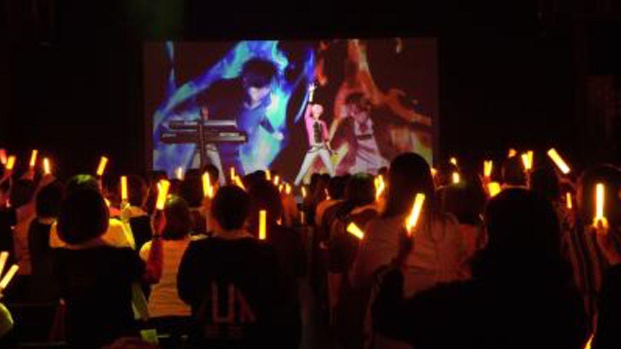 ライブ中に舞うパンツ&目隠しリアル握手!バーチャルアイドル『エイトラ』3rdライブがハチャメチャすぎる!
