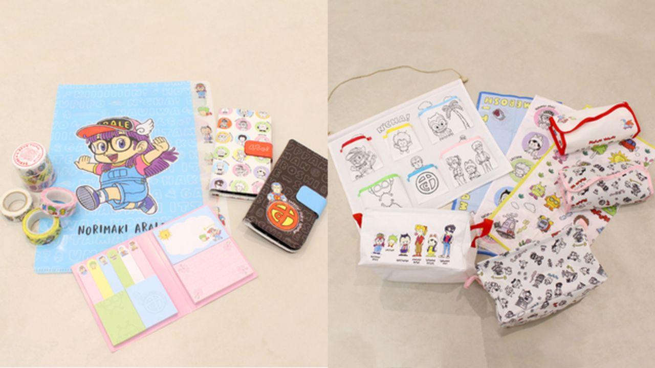 「3COINS」x『Dr.スランプ アラレちゃん』がコラボ!トートバッグやハンドクリームなどの可愛いグッズが300円で登場!