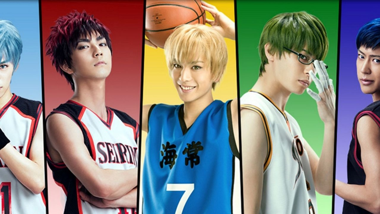 舞台『黒子のバスケ』のキセキの世代の黄瀬&緑間のビジュアルが新たに公開!