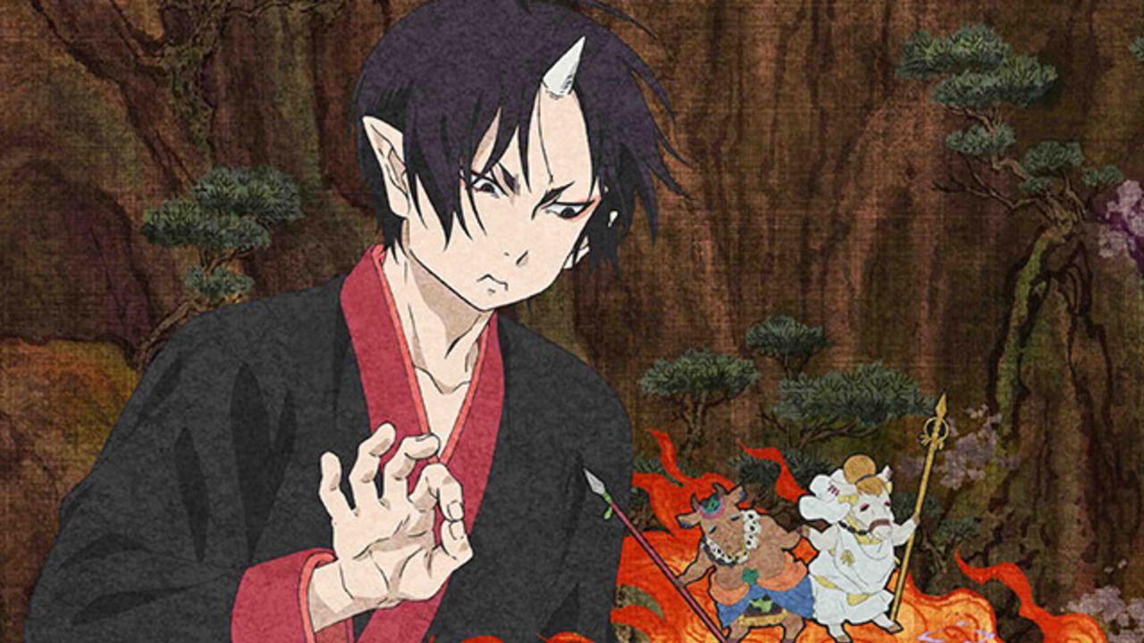 スマホアプリ『鬼灯の冷徹』のジャンルはパズルゲーム!江口夏実先生監修のオリジナルストーリーが楽しめる!