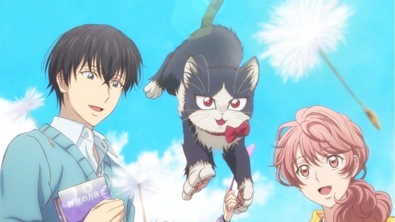 犬役に杉田智和さん・猫役に小野大輔さんが発表!アニメ『ひざうえ』日本一人気の猫とのコラボPVや追加キャスト公開
