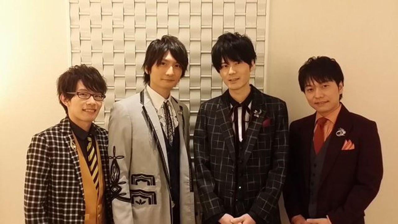 17日に映画『ハイ☆スピード!』舞台挨拶開催!島﨑信長さん「うっちーかわいい」