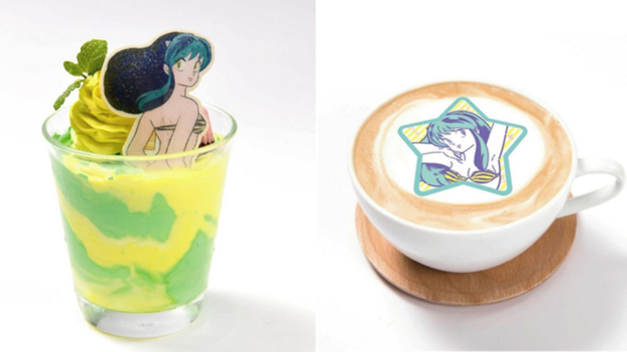 『うる星やつら』コラボカフェが福岡、東京など全国5都市のパルコで開催決定!『めぞん一刻』メニューも登場