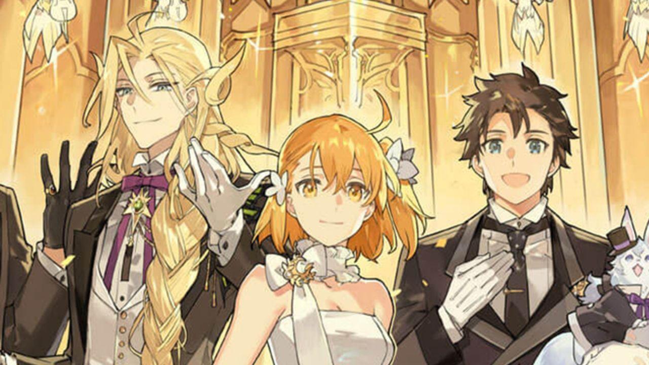『FGO』新プロジェクト「Fate/Grand Order Orchestra」始動!オーケストラアレンジCDの発売も決定!