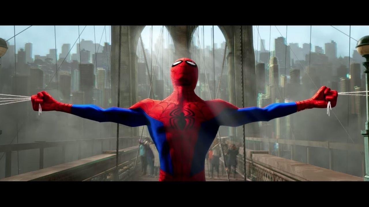 ピーター役・宮野真守さんがナレーションを担当!劇場アニメ『スパイダーマン』予告動画の第2弾が公開!