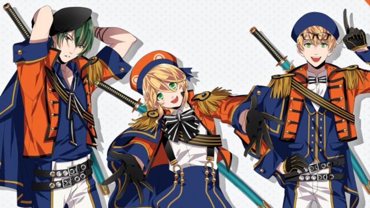 女性向け新作リズムゲーム『REALIVE!』ユニットに属さない新キャラ登場!キャストに古畑恵介さん、新井雄也さんら