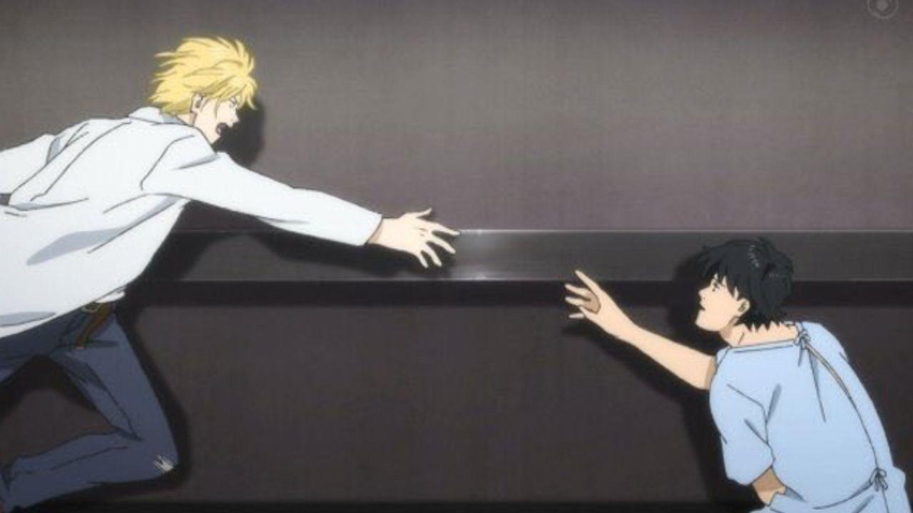 『BANANA FISH』第23話感想 互いに伸ばす手は届かず。衝撃的な展開で最終回へ