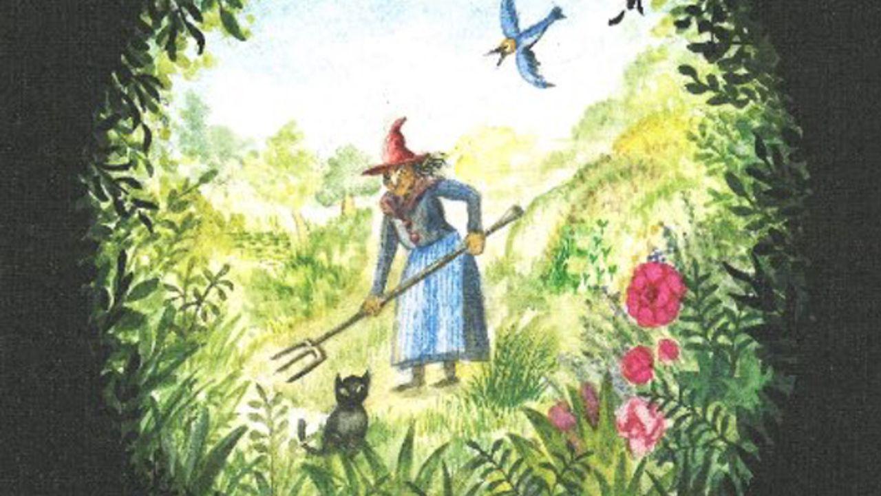 魔女がつくる素敵な植物図鑑が刊行!魔女に関わる代表的な52の植物を神話や伝説と美しいイラストで紹介!