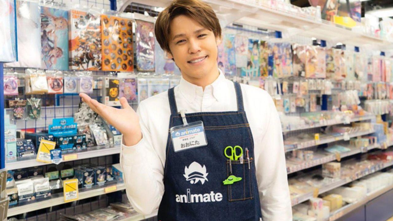 宮野真守さんが10年ぶりのドラマ出演!アドリブ満載のハイテンションなアニメイトの店長役として登場