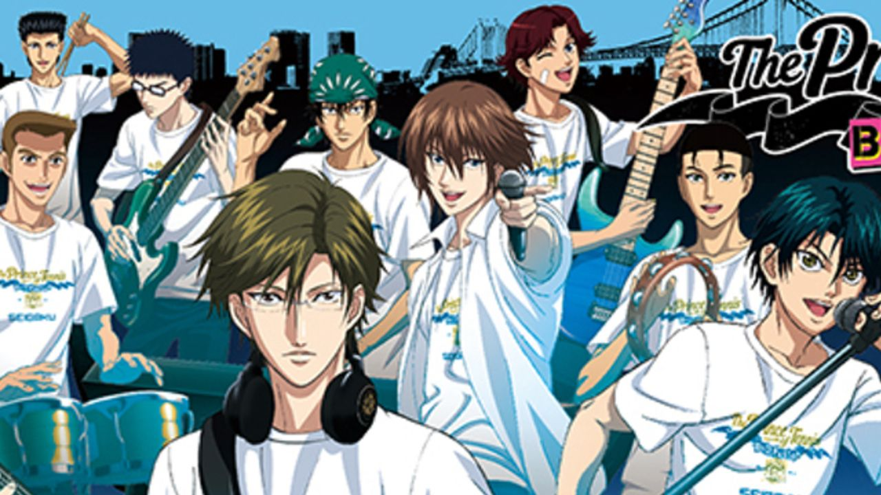 不二のアイドル感「テニプリ BEST FESTA!! 青学 vs 氷帝」イベントビジュアルが解禁!事前通販サイトも