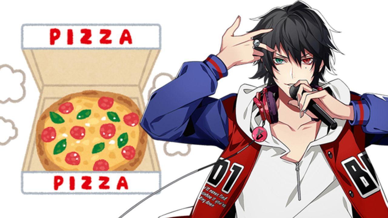 ピザは重力に勝つ!?『ヒプマイ』縦ピザ事件を検証した勇者が登場!重力VSピザの気になる勝敗は…?
